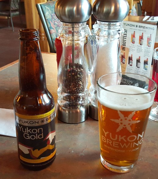 Cerveja de Yukon