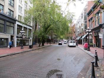 Rua de Gastown