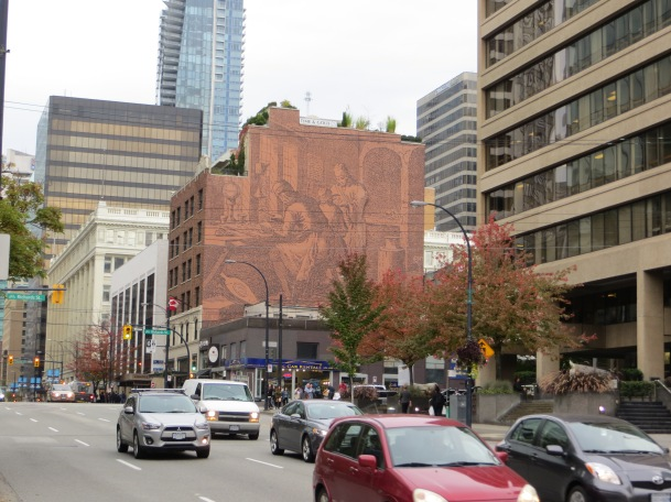 Vancouver Downtown -